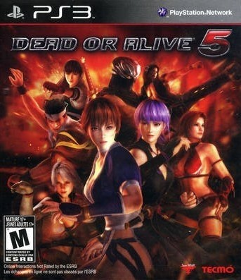 Dead Or Alive 5 USADO PS3