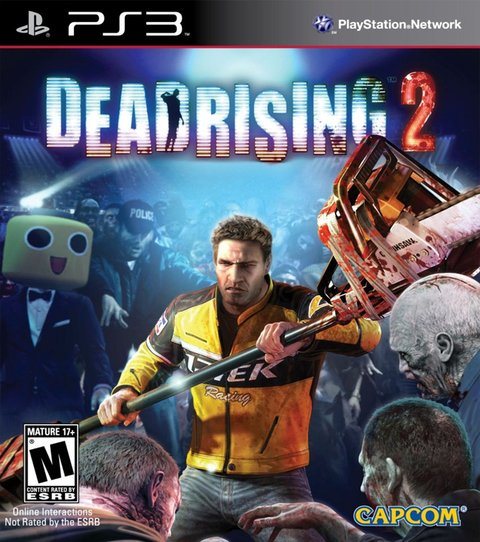 Dead Rising 2 USADO PS3