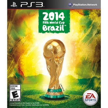 FIFA World Cup Brazil 2014 USADO PS3