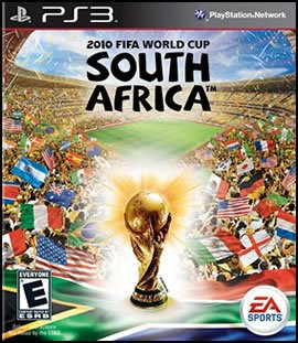 FIFA World Cup South Africa USADO PS3