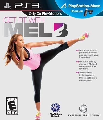 Get Fit With Mel B USADO PS3