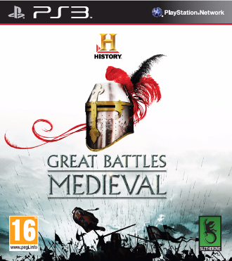 Great Battles Medieval USADO PS3