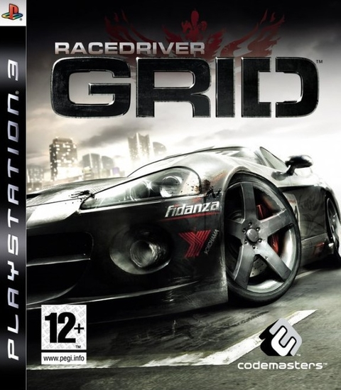 Grid USADO PS3