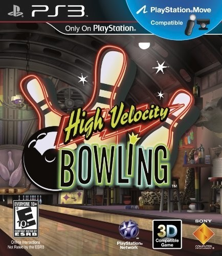 Hight Velocity Bowling USADO PS3