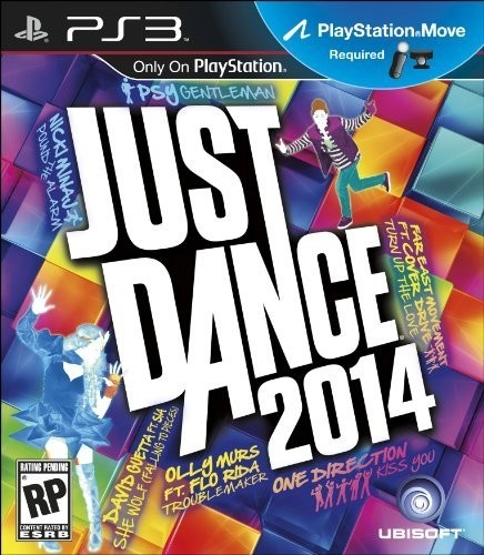 Just Dance 2014 USADO PS3