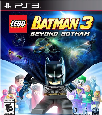 LEGO: Batman 3 USADO PS3