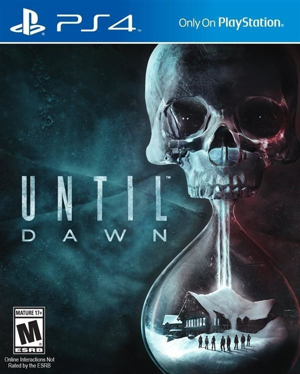 Until Dawn USADO PS4