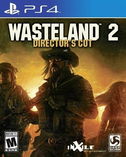 Wasteland 2: Director's Cut USADO PS4