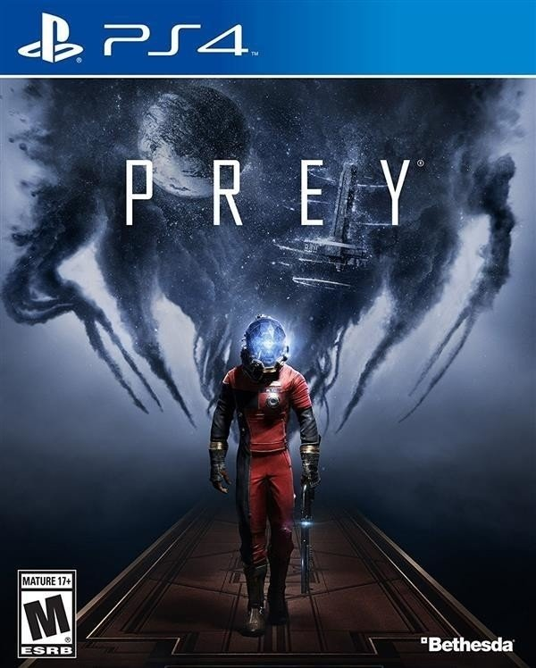 Prey USADO PS4
