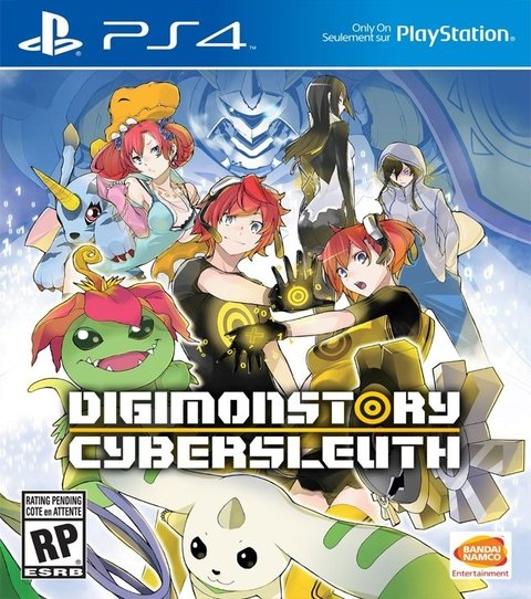 Digimon Story: Cyber Sleuth PS4