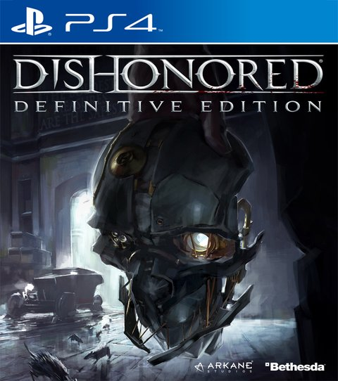 Dishonored Definitive Edition PS4