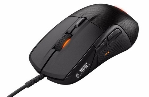 Mouse Steelseries Rival 700 Prism Rgb Black