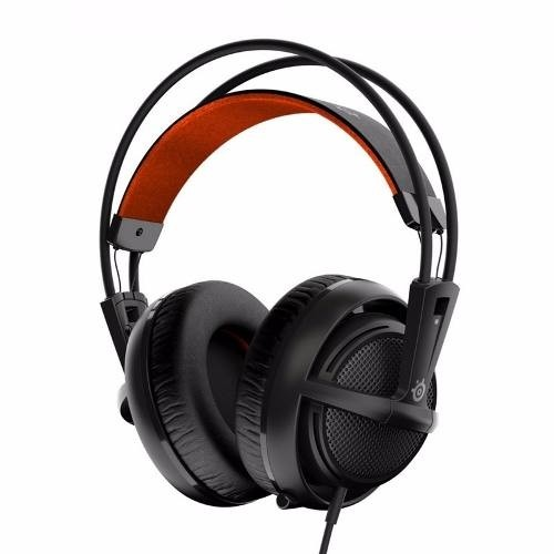 Headset Steelseries Siberia 200 Negro