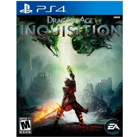 Dragon Age: Inquisition USADO PS4