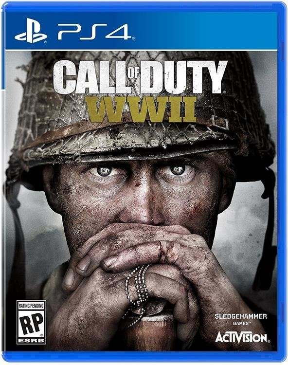 PREVENTA Call of Duty WWII PS4