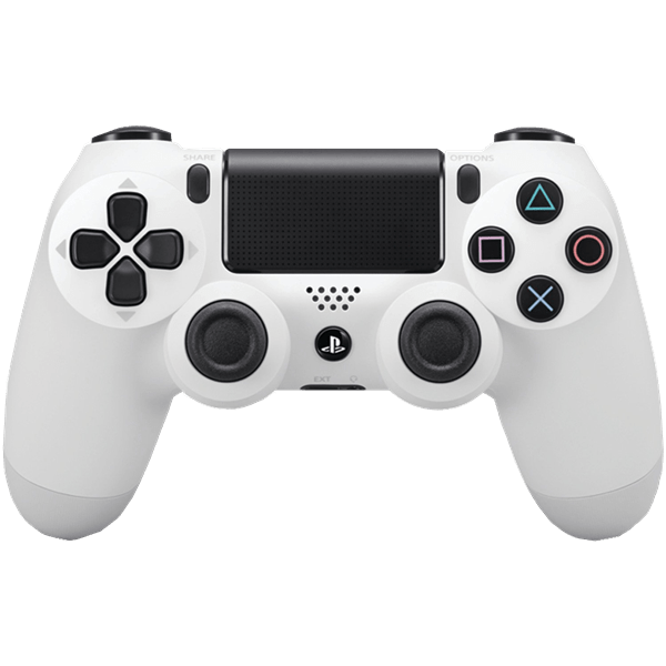 Sony Dualshock 4 Glacer Wihte Ps4