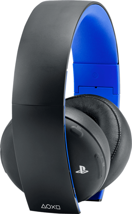 Headset Sony Gold Wireless Stereo