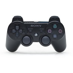 Sony Dualshock 3 Wireless Controller Black PS3 ORIGINAL
