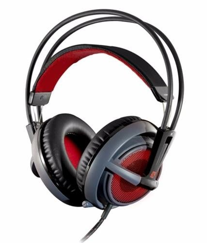 Headset Steelseries Siberia V2 Dota 2 Luz Usb Gamer
