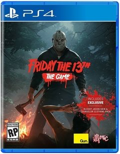 Friday The 13TH The Game USADO PS4