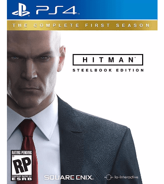 Hitman The Complete PS4 First Season