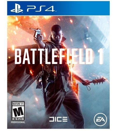 Battlefield 1 USADO PS4