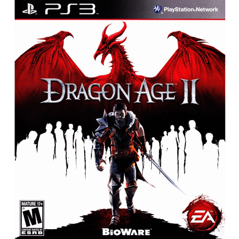 Dragon Age 2 USADO PS3