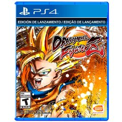 PREVENTA Dragon Ball Fighter Z PS4