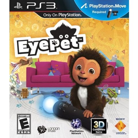 Eye Pet USADO PS3