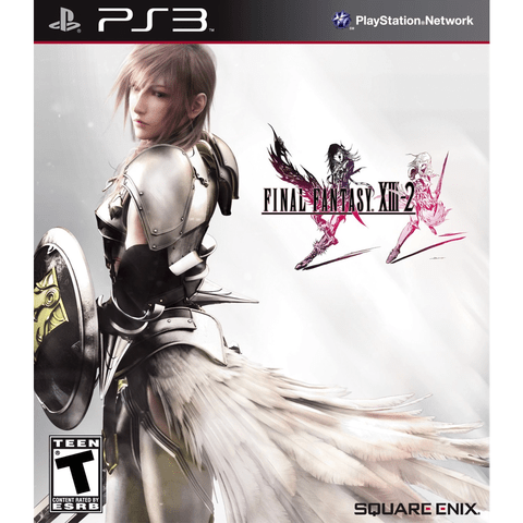 Final Fantasy XIII-2 USADO PS3
