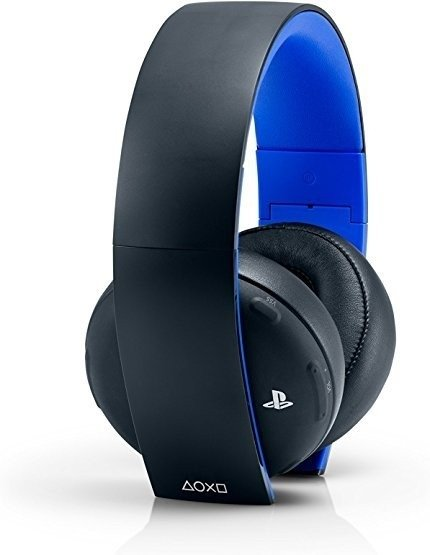 Headset Pulse Gold - PS3/PS4/Ps-Vita/PC