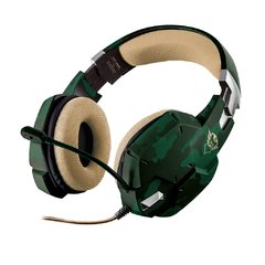 Headset Gaming Trust GXT 322C Carus - Jungle Camo