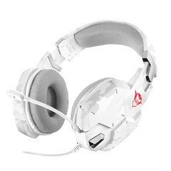 Headset Gaming Trust GXT 322D Carus - Snow Camo