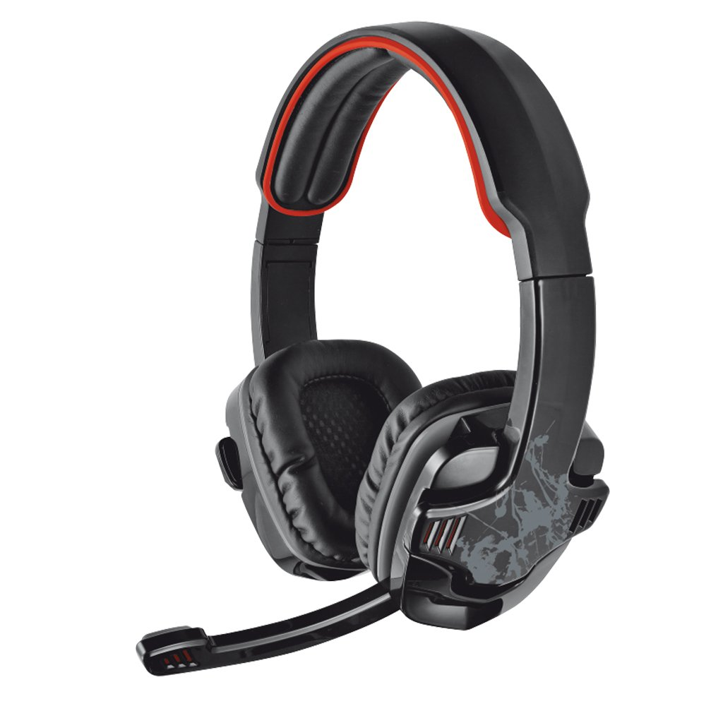 Headset Trust GXT 340 7.1 Surround Gaming