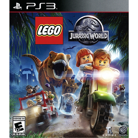 LEGO: Jurassic World USADO PS3