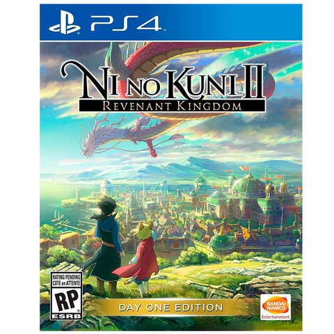 Ni no Kuni II: The Revenant King PS4