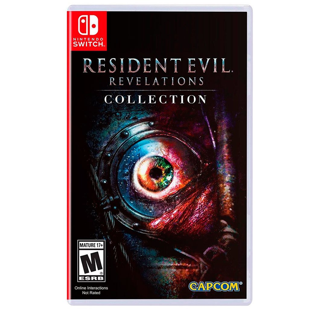 Resident Evil Revelations Collection NINTENDO SWITCH