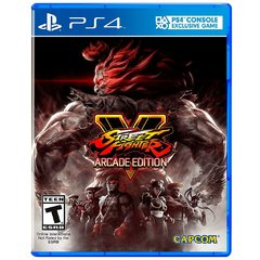 PREVENTA Street Fighter V: Arcade Edition PS4