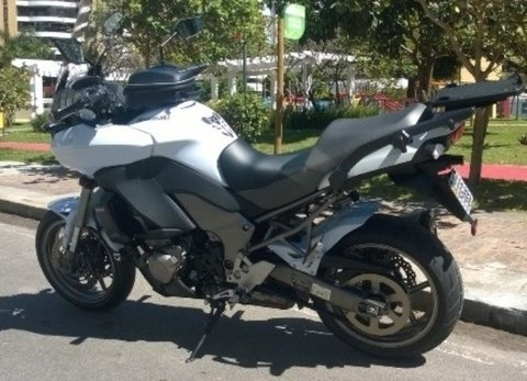 KIT Kawasaki Versys 1000 Grand Tourer - todas on internet