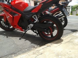 KIT Dafra Roadwin 250 R