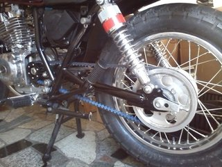 KIT Suzuki Intruder 250 - GN 250