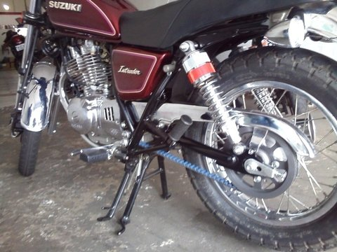 KIT Suzuki Intruder 250 - GN 250 on internet