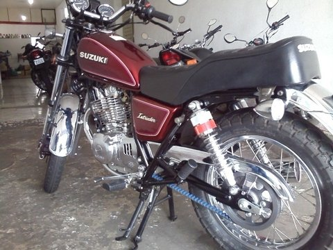 Coroa - Polia Traseira Suzuki Intruder 250 (GN250) on internet
