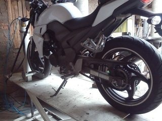 KIT Dafra Next 250