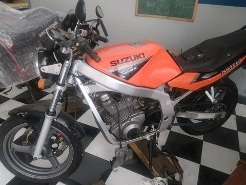 KIT  SUZUKI GS500 E en internet