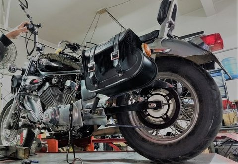 KIT Yamaha Virago 250 todas - buy online