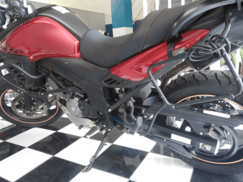 KIT Suzuki Nova Vstrom DL650A e DL650XT 2014 /atual on internet