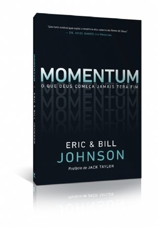 Livro Momentum - Eric e Bill Johnson