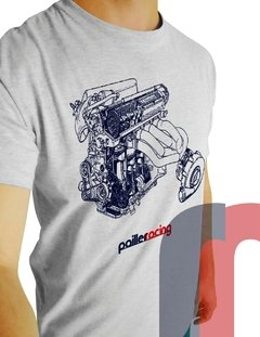 M100 Camiseta Motor Turbo