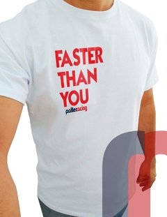 F111 CAMISETAS FASTER THAN YOU - comprar online
